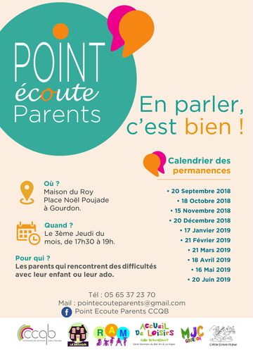 Point écoute parents