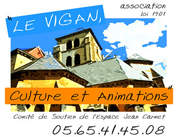 Le vigan, Culture et Animation