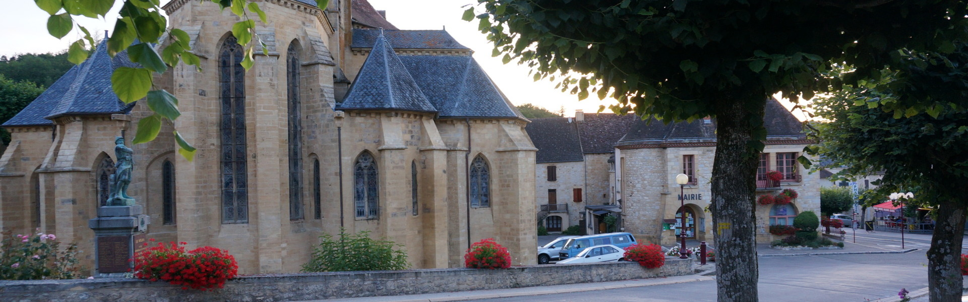 Mairie Commune Municipal Le Vigan Lot Occitanie
